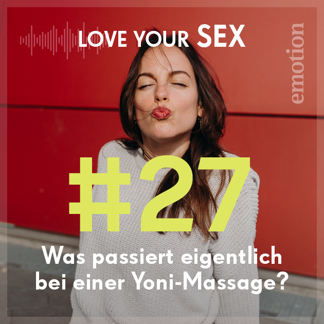 Yoni massage mann